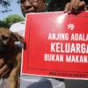Pengumuman! Wali Kota Salatiga Larang Peredaran Daging Anjing