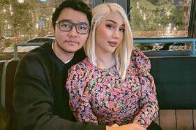 Abash dan Lucinta Luna. (Instagram-@lucintaluna)