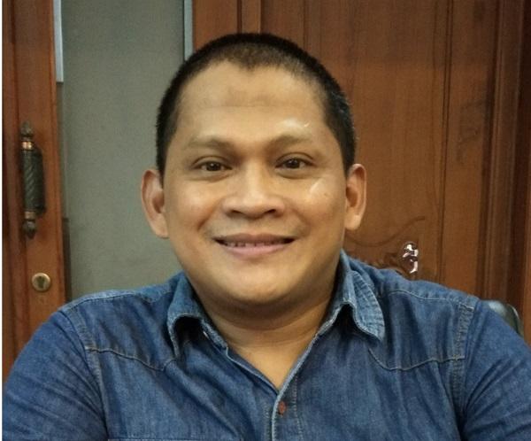 Ketua Kaukus Muda PKS Solo, Didik Hermawan. (Solopos/Kurniawan)