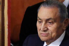 Hosni Mubarak. (Reuters)