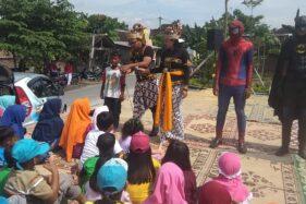 Avengers Bubar, Spider-Man Jadi Anak Durhaka di Boyolali