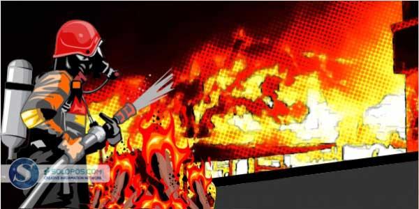 Ilustrasi Kebakaran (Solopos/Whisnupaksa)