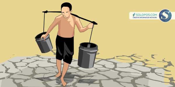Ilustrasi Kekeringan (Solopos/Whisnupaksa)