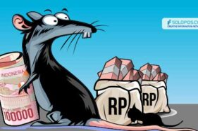 Ilustrasi Korupsi (Solopos/Whisnupaksa)
