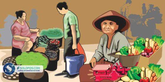 Aplikasi PeduliLindungi Belum Jadi Syarat Masuk Pasar di Sleman