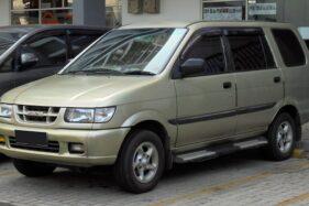 Isuzu Panther LS. (Wikipedia)