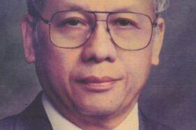 JB Sumarlin Menteri Keuangan Orde Baru Meninggal Dunia
