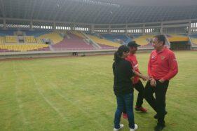 Ketum PSSI: Stadion Manahan Solo Nyaris Sempurna
