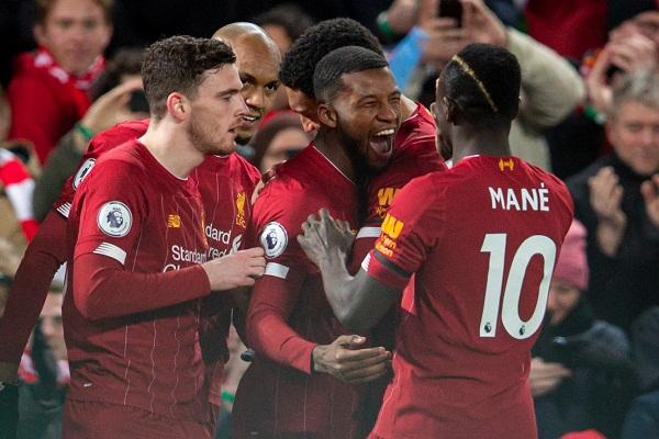 4 Laga Lagi, Liverpool!