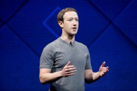 Mark Zuckerberg ikut dalam upaya riset obat virus corona. (Reuters)