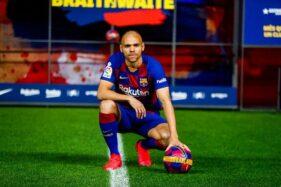 Martin Braithwaite (Twitter-@FCBarcelona)