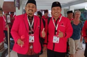 Ony Anwar Harsono (kiri). (Instagram/@pdiperjuanganngawi)