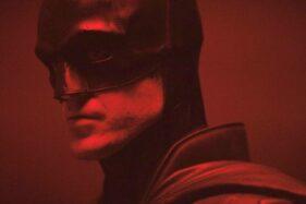 Robert Pattinson sebagai Batman. (Istimewa)