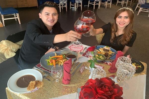 Rayakan Valentine, Ada Paket Romantic Dinner di The Sunan Hotel Solo