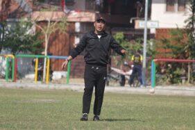 Pelatih Persis Solo Salahudin (Istimewa)