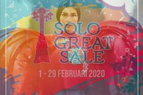 Solo Great Sale 2020. (Instagram-@sologreatsale)