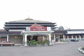 Stasiun Solo Balapan. (Solopos-dok)