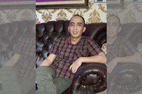 Tuntas Subagyo, pemimpin Tikus Pithi Hanata Baris. (Solopos-Kurniawan)