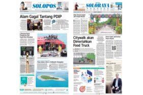 Harian Umum Solopos edisi Kamis (27/2/2020).
