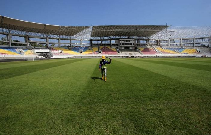 Stadion Manahan Kado Terindah HUT ke-275 Kota Solo