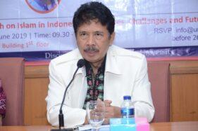 Kepala Badan Pembinaan Ideologi Pancasila (BPIP), Prof. Yudian Wahyudi (Istimewa/Dok. UIN Sunan Kalijaga)