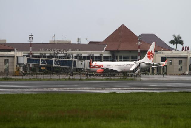 Load Factor Penumpang Bandara Adi Soemarmo Naik 98%