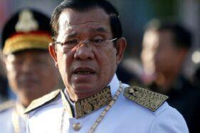 PM Kamboja, Hun Sen. (Istimewa)