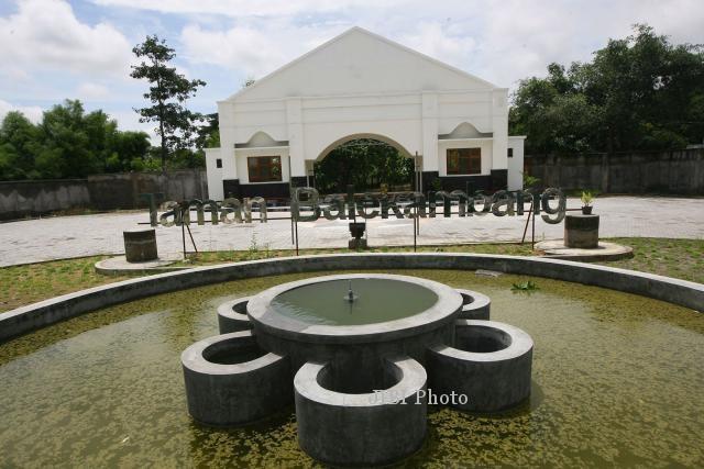 Taman Balekambang Solo Tutup Sampai Desember, Ada Apa?