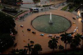 Selain Istana Kepresidenan, Ini Titik Banjir di Jakarta