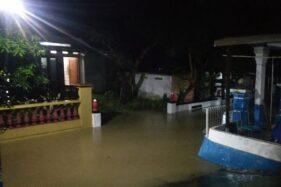 Banjir Rendam 100-An Rumah di Selogiri Wonogiri, Warga Diungsikan