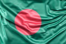Bendera Bangladesh. (Freepik.com)