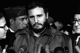 Fidel Castro. (Wikimedia.org)