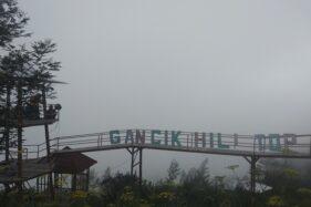 Gancik Hill Top di Selo, Boyolali. (Solopos/Nadia Lutfiana Mawarni)