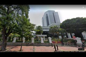 Gedung Mahkamah Agung (MA). (Google Street View)