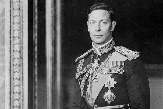 Raja Inggris George VI. (Wikimedia.org)