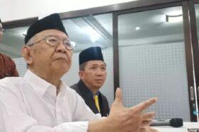 Nahdlatul Ulama: Gus Sholah Tokoh Panutan
