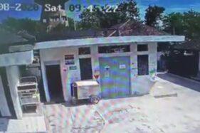 Video gerobak berjalan di RSUD Wonosari. (Istimew)