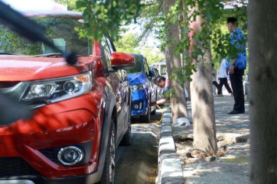 Pencurian ban mobi patut diwaspadai pemilik mobil karena sangat merugikan. (Ilustrasi/JIBI Photo)