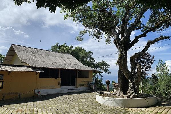 Kompleks Jabal Kanil di Dusun, Jabal Kanil, Bandar Dawung, Tawangmangu, Karanganyar. (Solopos/Candra Mantovani).