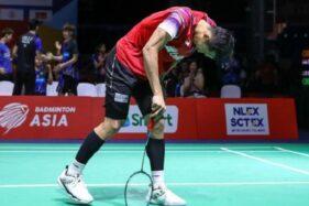 Meski Juara Asia, Susy Susanti Kritik Tim Putra Badminton Indonesia