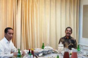 Rudy Bertemu Presiden Jokowi di Jogja, Bahas Pilkada Solo?
