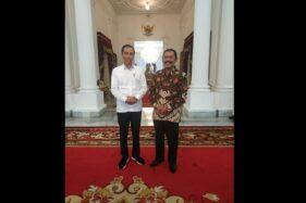 Ketua DPC PDIP Solo Rudy Kembali Bertemu Jokowi, Kali Ini Di Jakarta