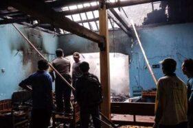 Rumah Warga Sambirejo Sragen Hangus Dilalap Api