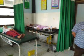 25 Siswa SDIT Jumapolo Karanganyar Mendadak Sakit Diduga Keracunan Makan Malam
