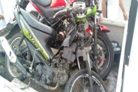 Dua Motor Adu Banteng di Tasikmadu Karanganyar, Remaja 16 Tahun Meninggal