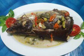 Masakan mangut Bu Kismi Sukoharjo. (Solopos-Indah Septiyaning W.)