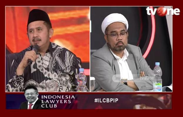 Gaduh Ngabalin Sebut Muhammadiyah-NU-MUI Tak Tabayun, Netizen Minta ILC TVOne Disetop