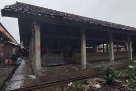 Kondisi Pasar Cuplik di Sukoharjo Februari 2020. (Solopos/Indah Septiyaning Wardani)