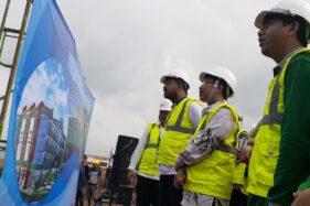 Bupati Ponorogo Yakin Pasar Legi Rampung Sesuai Target