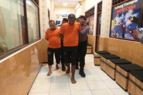 Baru 2 Bulan Keluar Penjara, Komplotan Maling Modus Pecah Kaca Mobil Beraksi Lagi di Klaten